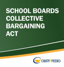 School Board Collective Bargaining Act Banner Image