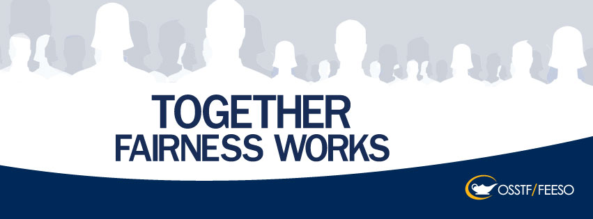 Together Fairness Works campaign banner