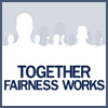 Together Fairness Works logo
